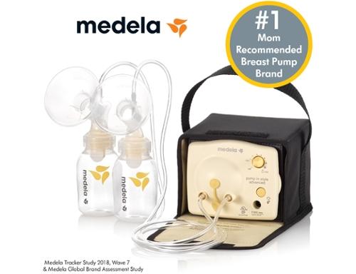 Pump In Style Insurance Breast Pump Medela