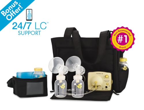 Pump In Style Advanced Breast Pump Medela