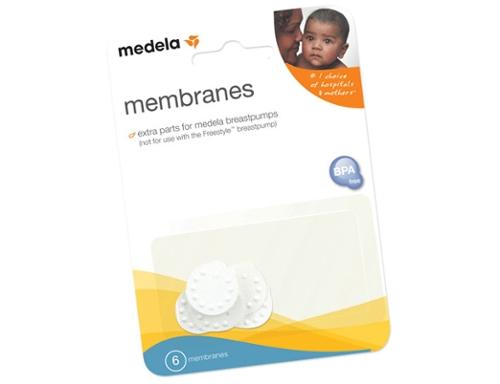 Extra Breast Pump Membranes Medela