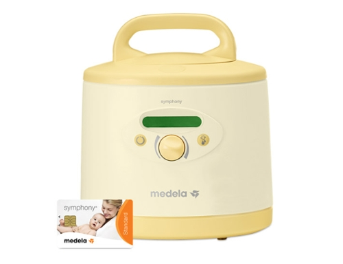 Symphony Breast Pump With Rechargeable Battery Medela