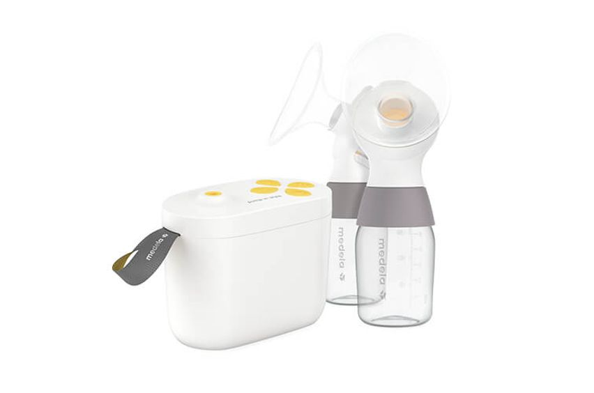 Pump In Style with Maxflow Insurance Breast Pump
