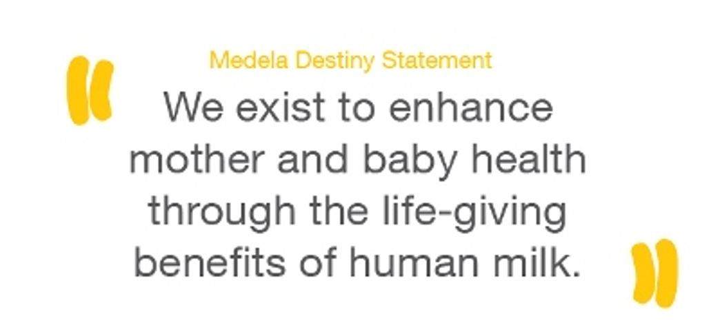 Medela Destiny Statement